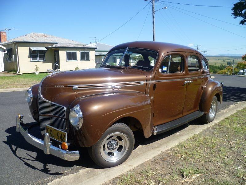 1940 Dodge D15 Luxury Liner