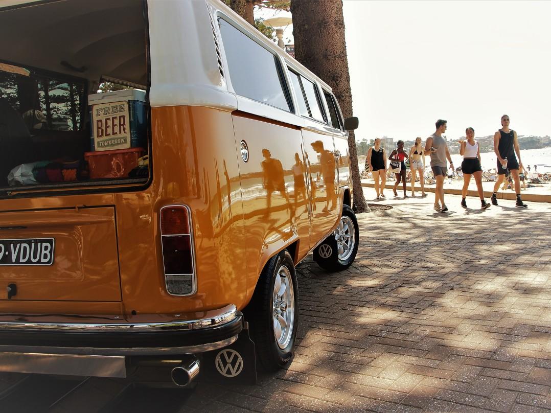 1979 Volkswagen Microbus