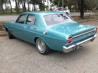 1969 Ford XT Falcon 500