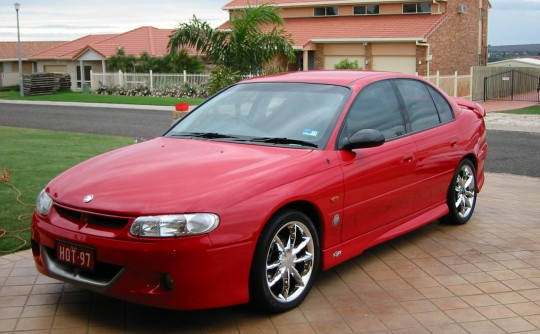 1998 Holden Special Vehicles VT Club Sport