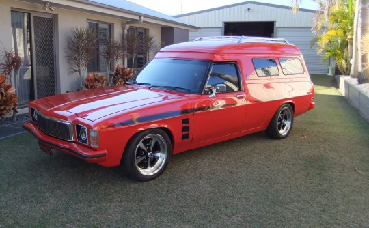 1975 Holden HJ Sandman Panelvan Replica