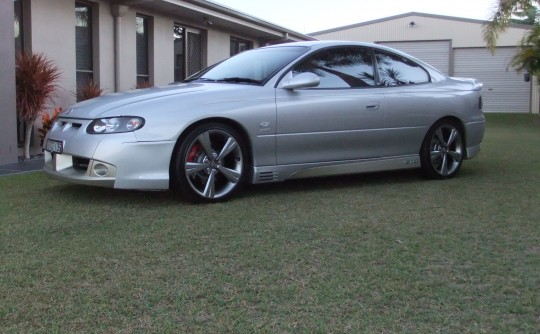 2004 Holden Special Vehicles HSV GTO Coupe