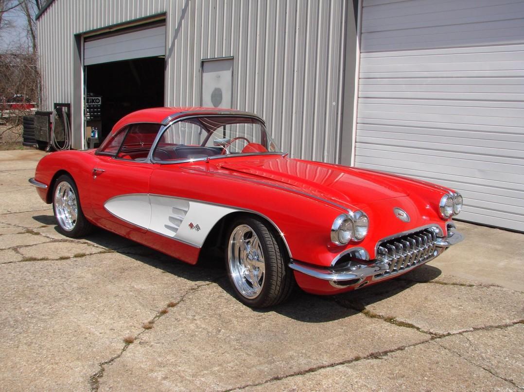 1959 Chevrolet C1 Corvette
