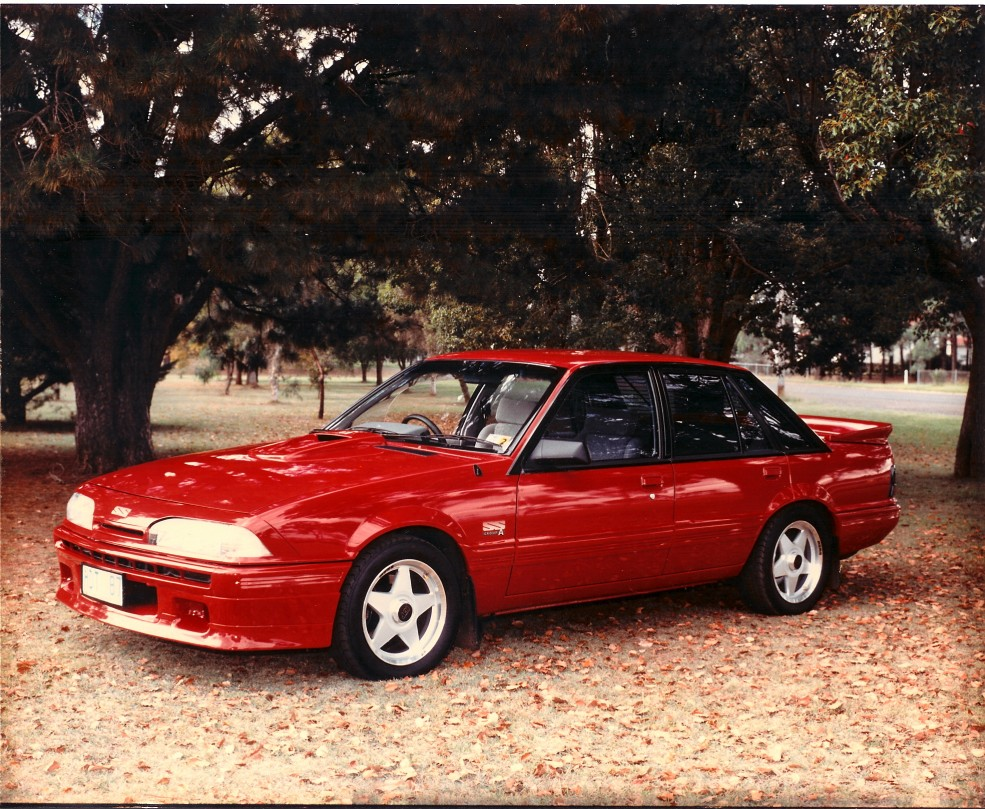 1987 Holden Dealer Team VL Group A Commodore