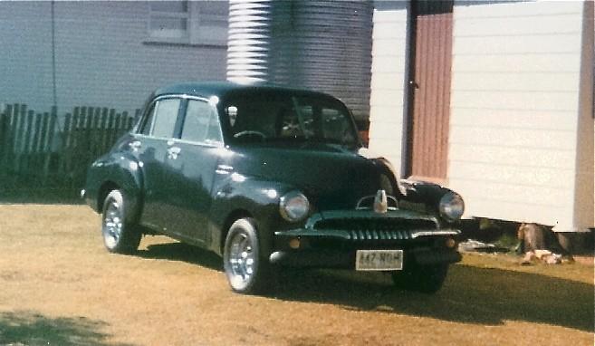 1957 Holden FJ