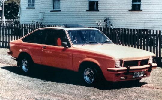 1976 Holden Torana SS Hatch LX