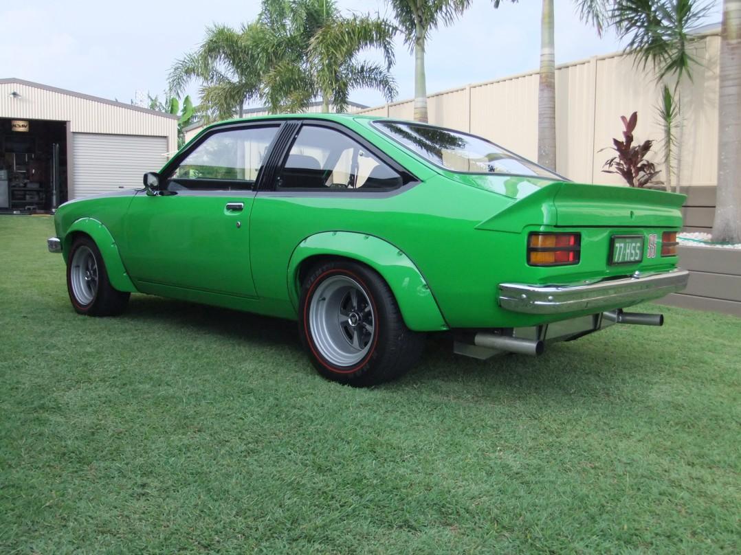 1977 Holden TORANA SS (A9X Copy)