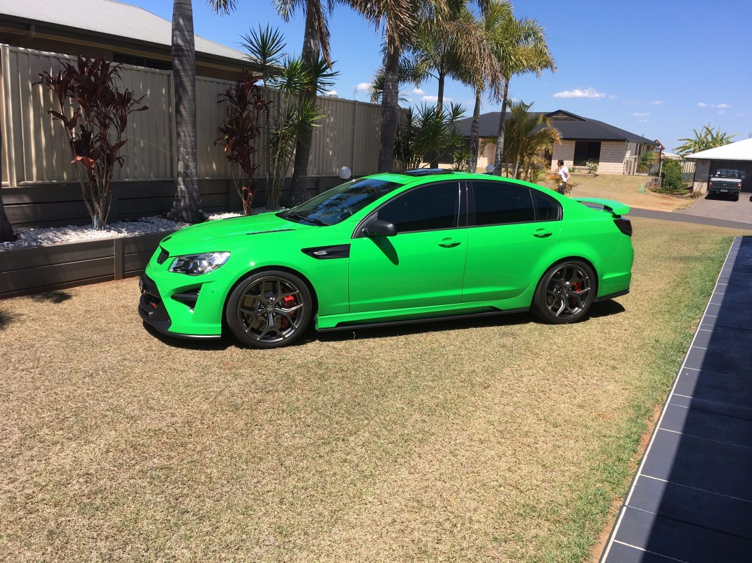 2017 Holden Special Vehicles GTS R