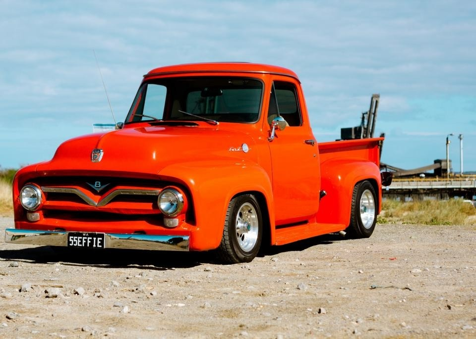 1955 Ford F100 fORD