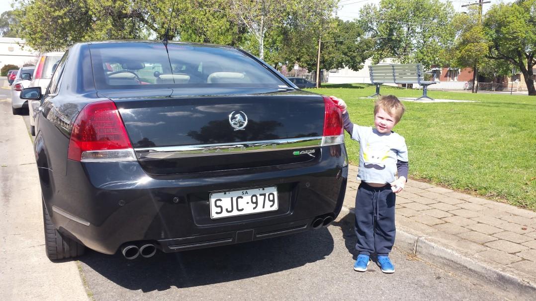 2009 Holden Caprice