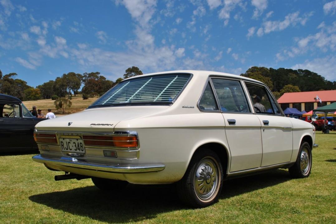 1969 Isuzu FLORIAN Deluxe (PA20)