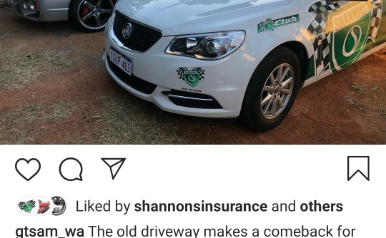 Shannons Driveway Challenge on Instagram