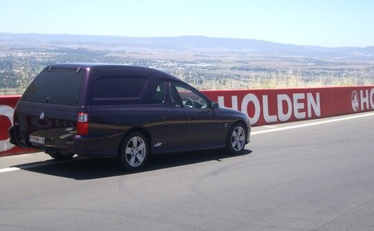 2004 Holden SS VYII Sandman by HBD