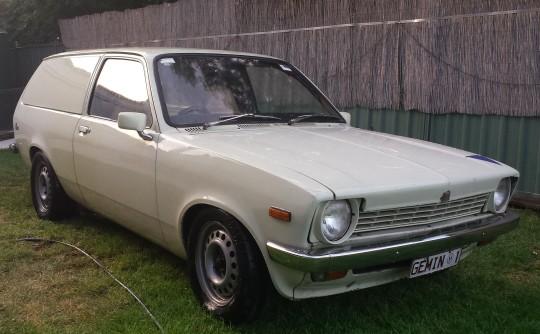 1978 Holden Gemini van