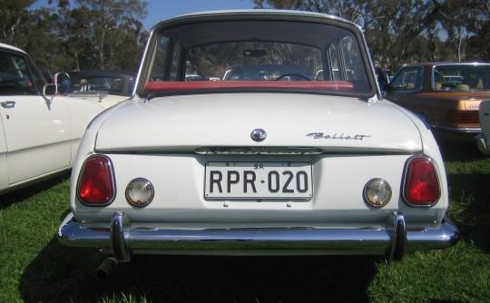1966 Isuzu Bellett (PR20)