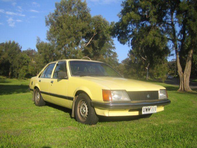 1981 Holden Commodore SL