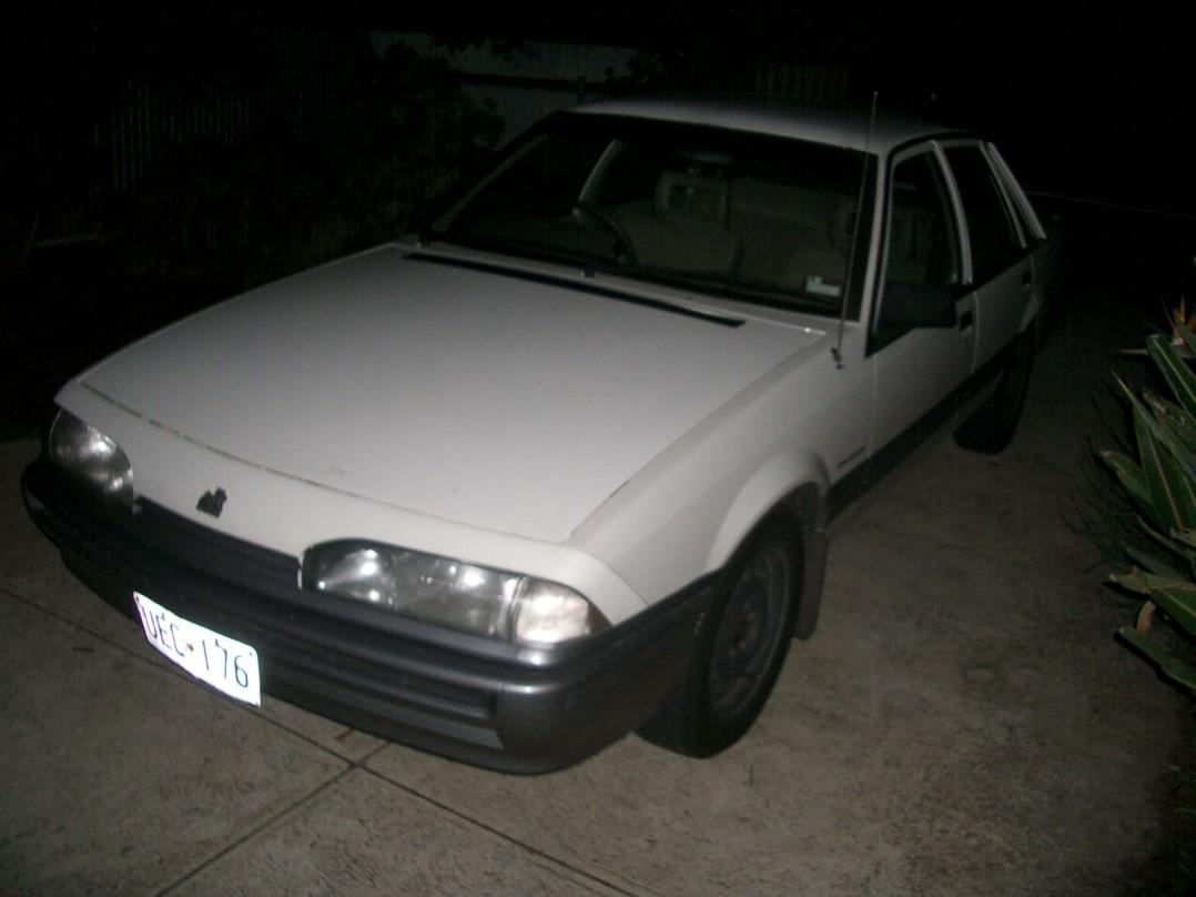 1987 Holden Commodore SL