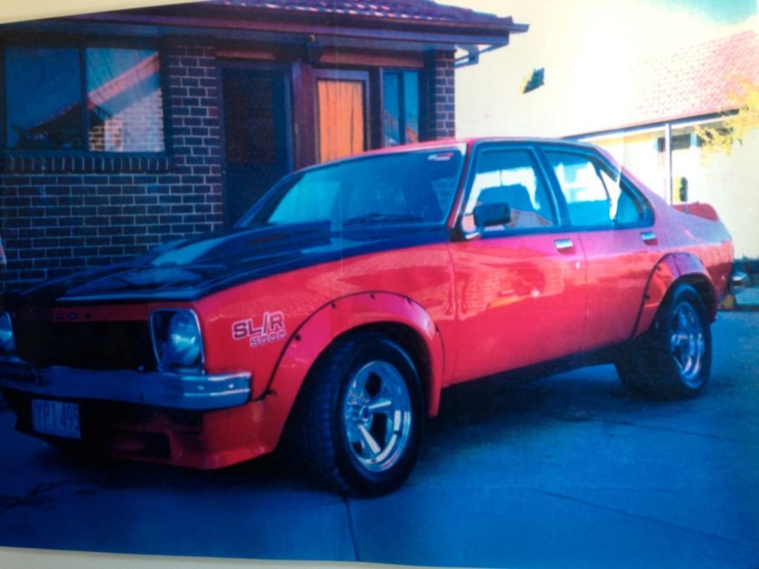 1975 Holden TORANA