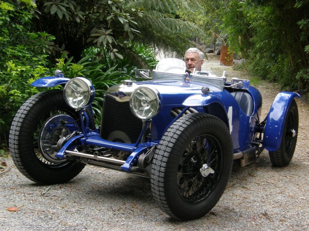 1928 Riley Brooklands