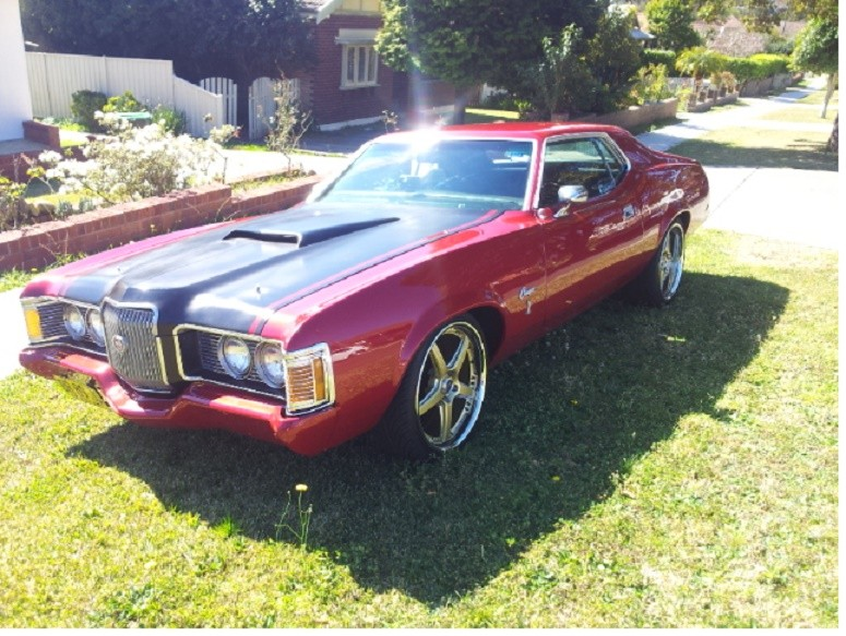 1972 Ford COUGAR
