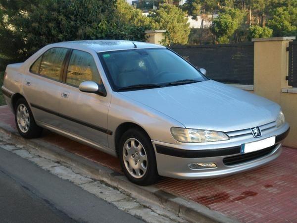 1996 Peugeot 406 ST