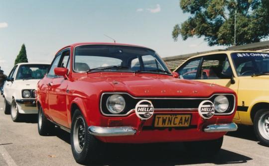 1972 Ford ESCORT TWIN CAM
