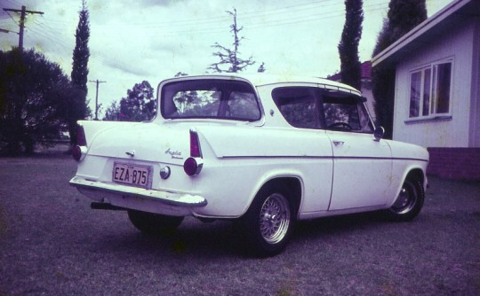 1963 Ford ANGLIA 105E