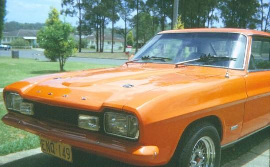 1972 Ford CAPRI GT V6