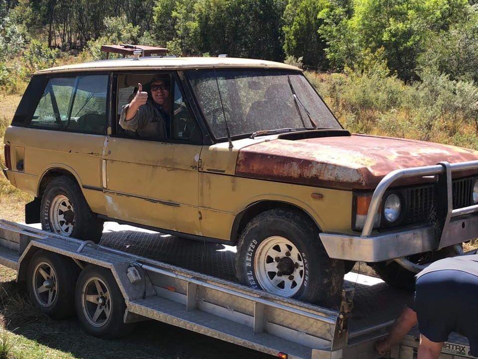 1982 Range Rover 2 door