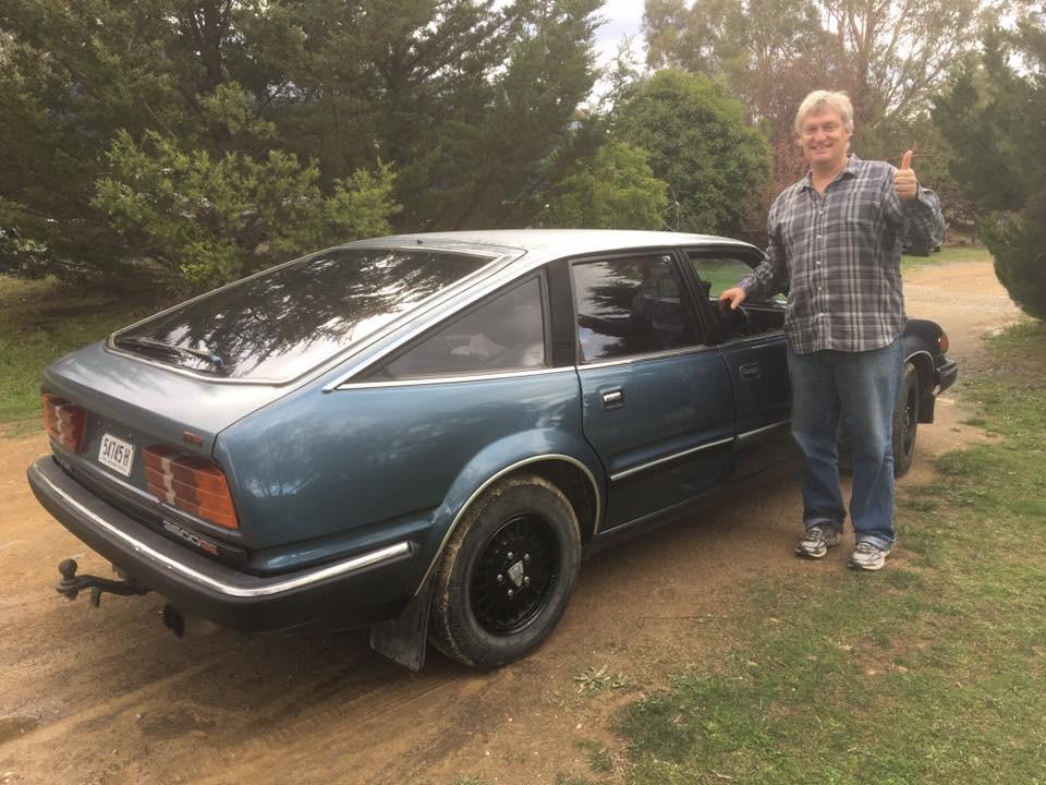1985 Rover 3500 SE (SD1)