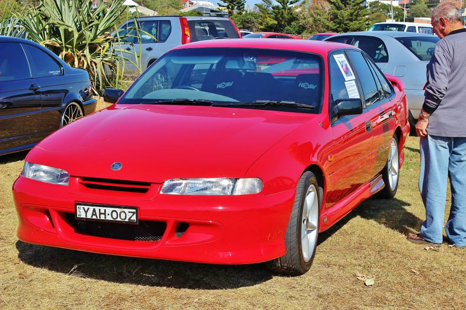 1994 Holden Special Vehicles VR GTS 215i