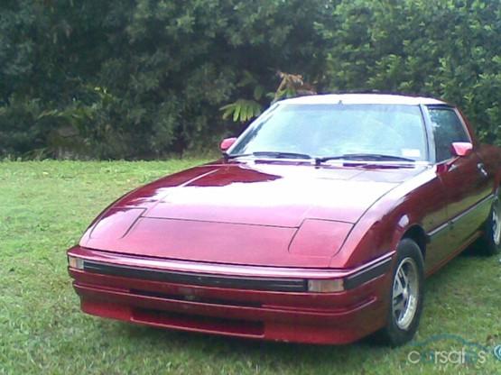 1983 Mazda RX7