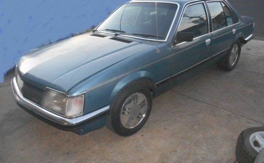 1983 Holden COMMODORE VH SLE 202