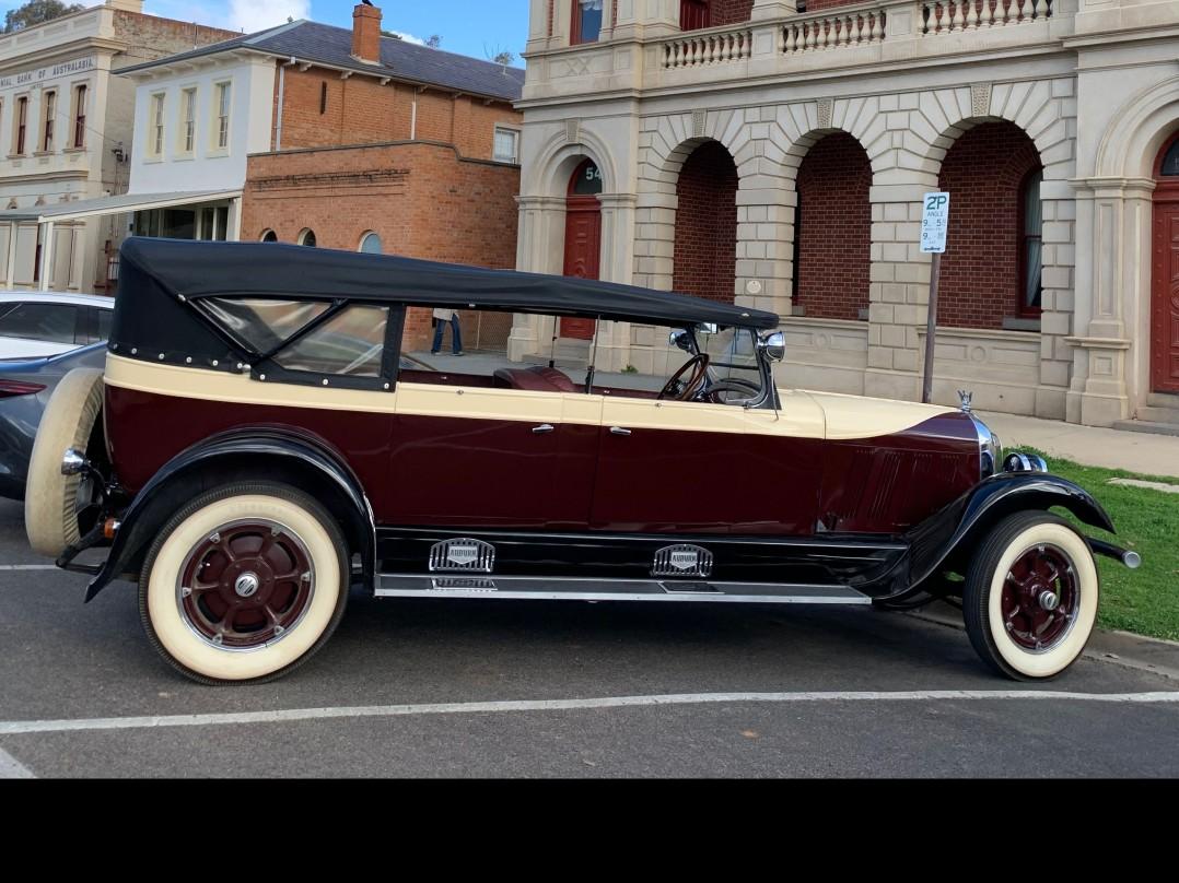 1927 Auburn 8/88t