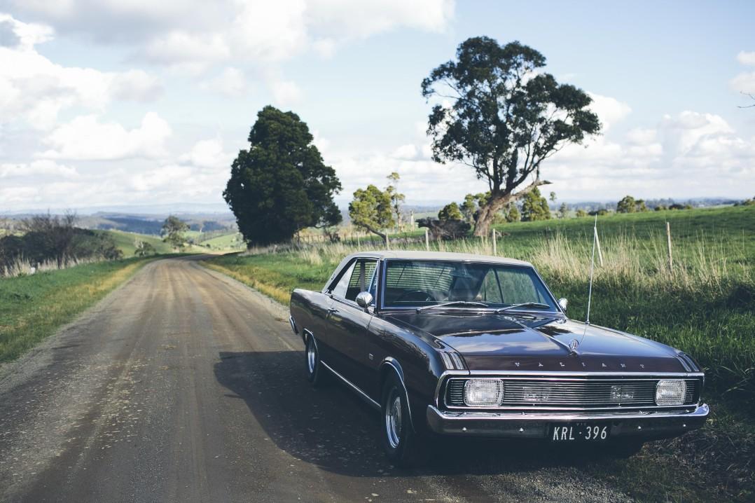 1970 Chrysler Valiant VG Regal 770 Hardtop