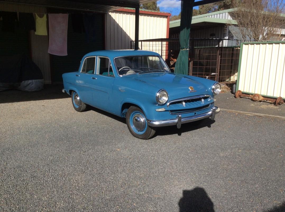 1955 Standard Vangaurd