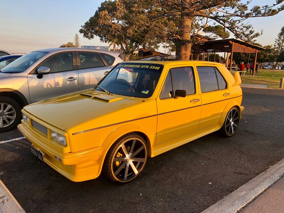 1978 Volkswagen GOLF