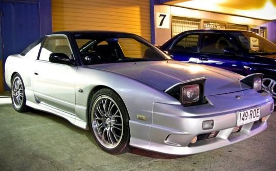 1996 Nissan 180SX