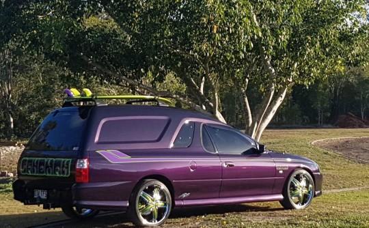2003 Holden VY series 2 SS sandman Van