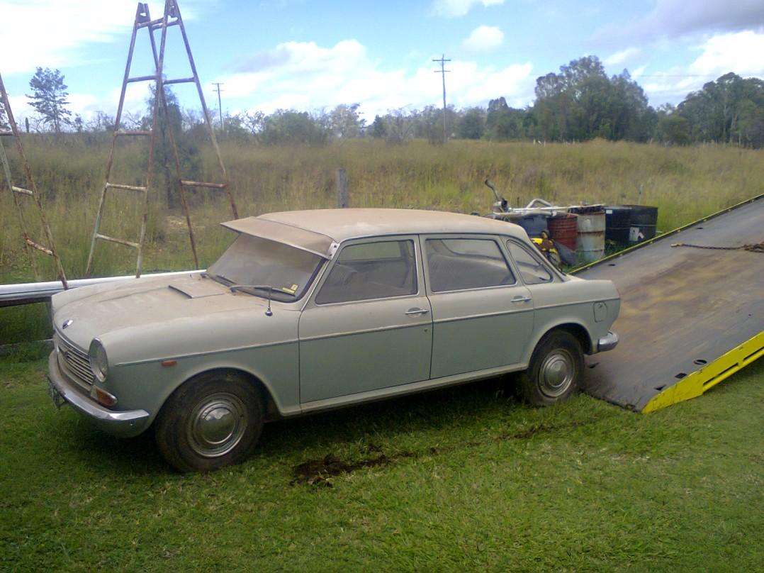 1970 Austin 1800  MkII
