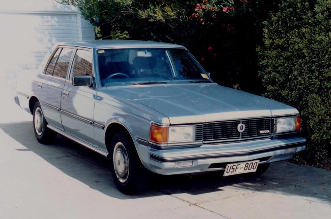 1984 Toyota Crown Super Saloon