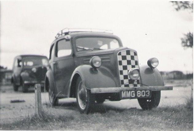 1949 Ford Anglia EO4A