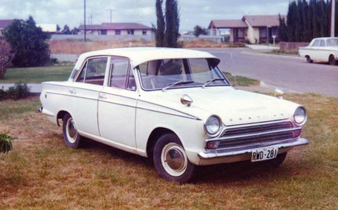 1964 Ford CORTINA 440