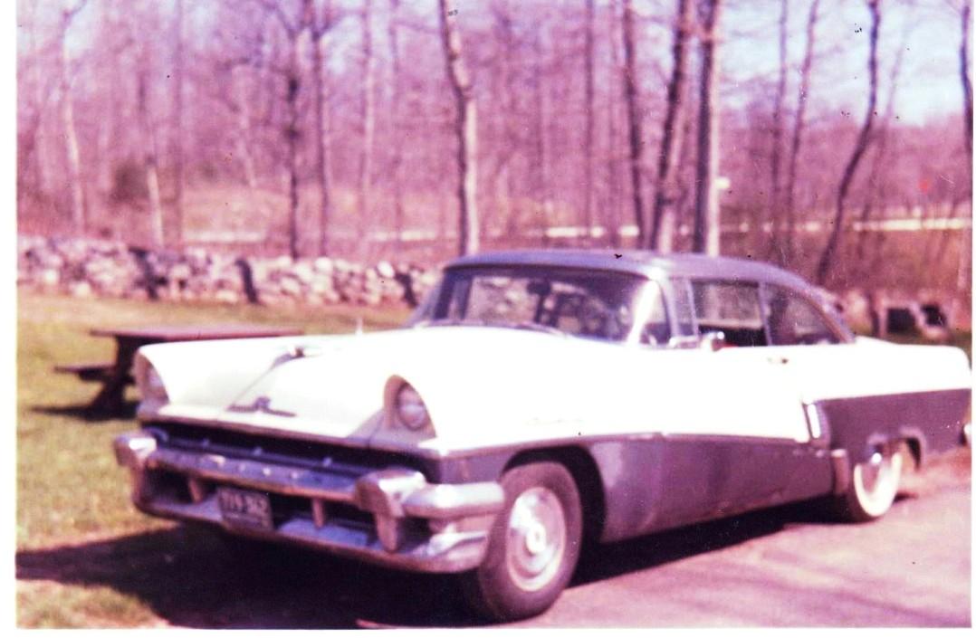 1956 Mercury Custom