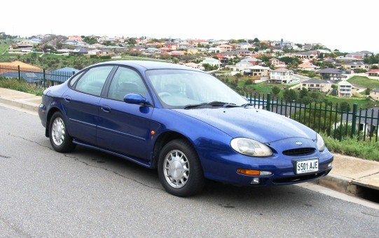 1996 Ford TAURUS GHIA
