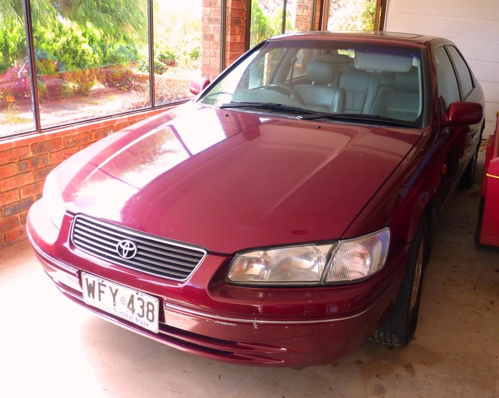 1998 Toyota Camry Vienta Grande