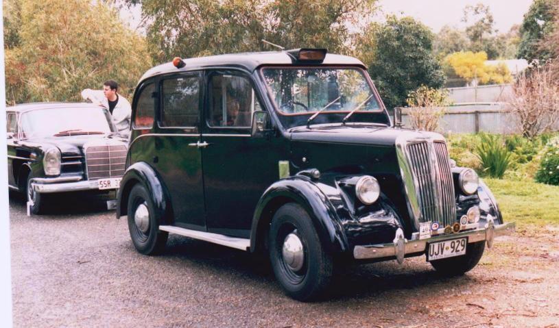 1963 Beardmore Taxicab