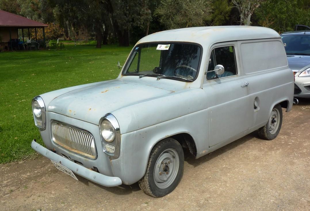 1956 Ford 300E