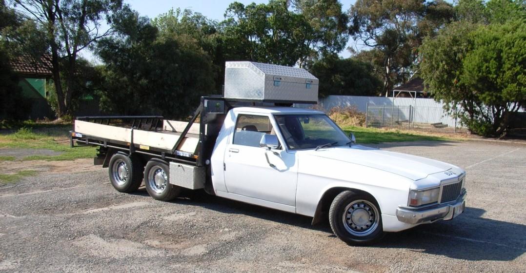 1980 Holden WB