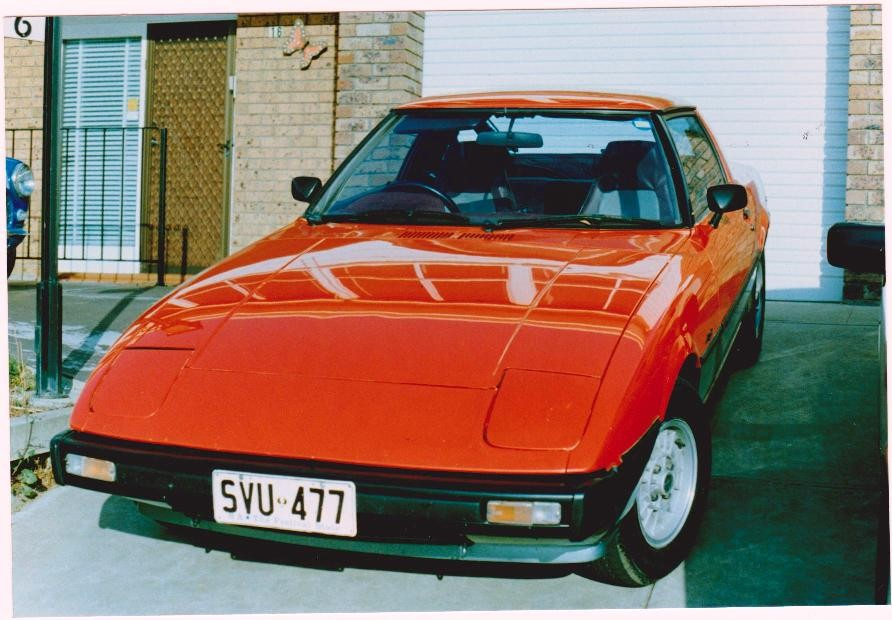 1979 Mazda RX 7